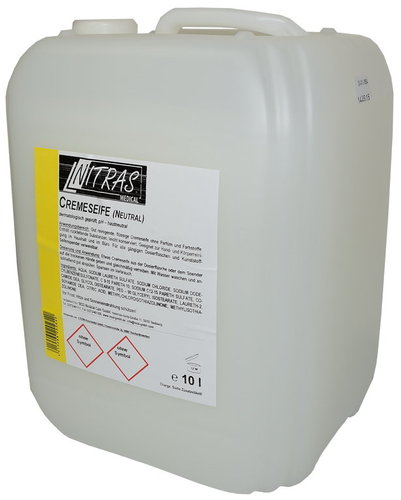 Cremeseife Neutral Nitras Medical 10 Liter